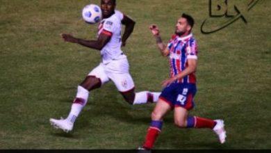 Foto de Bahia vacila e perde de virada para o Atlético-GO dentro de casa