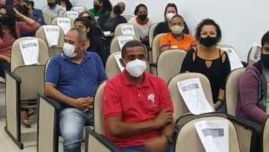 Foto de Vídeo: Veja os vereadores que votaram a favor da abertura do comércio aos domingos e feriados em Santo Antônio de Jesus