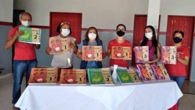 Foto de Prefeitura de Dom Macedo Costa investe na compra de livros para modalidade infantil