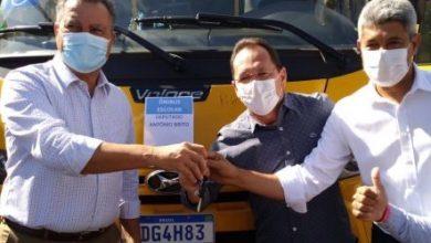 Foto de Muniz Ferreira ganha ônibus escolar e vai beneficiar dezenas de alunos