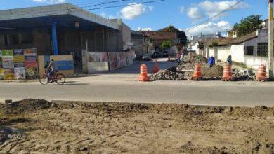Foto de Vídeo: Tráfego na Avenida Luís Viana é motivo de reclamação em Santo Antônio de Jesus