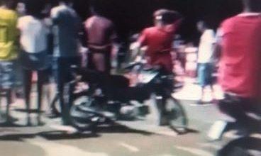 Foto de Em Taperoá vítima de acidente de moto morre ao ter cabeça esmagada por Topic