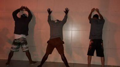 Foto de Dom Macedo Costa: Três homens são presos por tráfico de Drogas