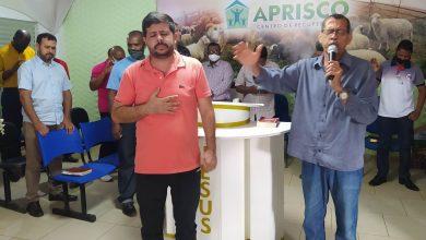 Foto de Pastores da AMES visitam Centro de Recuperação Aprisco em SAJ