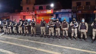 Foto de Policiais do 14º Batalhão intensificam rondas em Dom Macedo Costa
