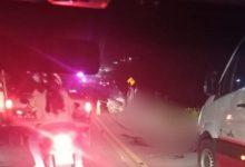 Foto de Colisão entre duas motos deixa mortos na BA-540 em Amargosa; vítimas foram identificadas