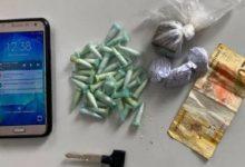 Foto de Dupla suspeita por tráfico de drogas  é presa em Varzedo