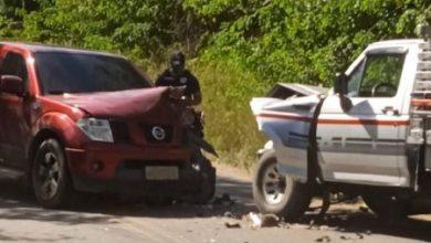 Foto de Cachoeira: Prefeita e marido deixam hospital após acidente de trânsito em Conceição da Feira