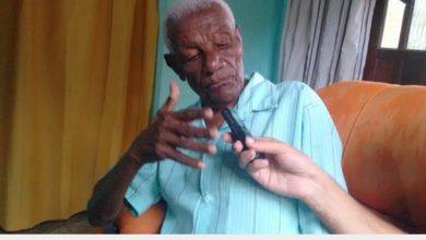 Foto de Morre aos 115 anos o senhor Joviniano; o idoso mais velho da região