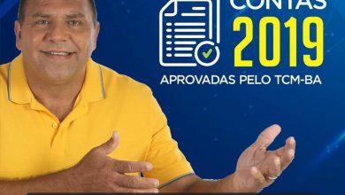 Foto de Prefeito de Conceição de Almeida se torna o primeiro a ter sete contas aprovadas pelo TCM-BA