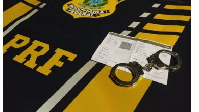 Foto de Conceição do Almeida: Polícia prende caminhoneiro por uso de documento falso