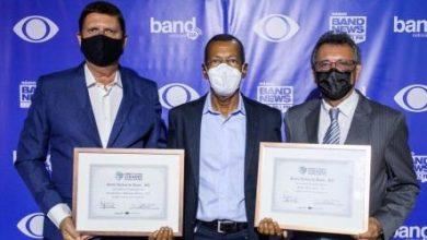Foto de SAJ recebeu na noite da última quarta-feira (20), o prêmio Band Cidades Excelentes