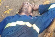 Foto de Vera Cruz: Ataque com facão deixa feridos; acusado que surtou foi baleado
